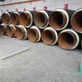 厦门 鑫龙日升 无缝聚氨酯保温管DN600/630热力管道用聚氨酯保温钢管