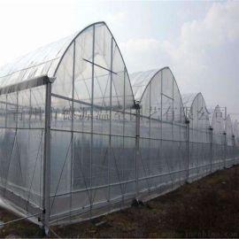 薄膜连栋温室  蔬菜温室大棚  温室大棚厂家