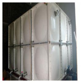南宫生活消防水箱 玻璃钢夹套水箱