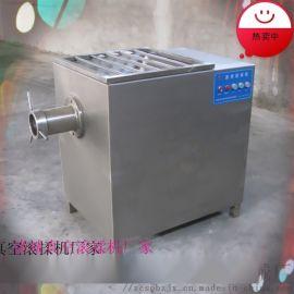 冻鲜猪肉丸绞肉机 不锈钢绞肉机