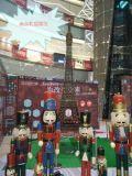 南京聖誕卡通模型出租