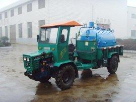 厂家直销湖南JN1212X农用新型四驱盘式拖拉机真空吸粪车折腰式拖拉机小型吸污抽粪车