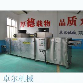 食品烘干设备 蒸汽、导热油加热烘干线 厂家直销