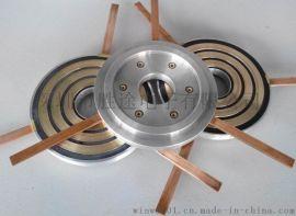 victoryway盘式滑环 PCB板导电滑环 分离式导电环 导电连接器