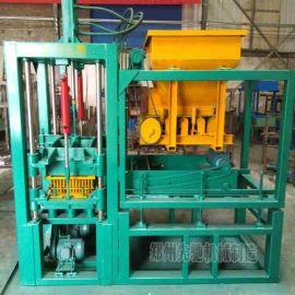 厂供全自动免烧砖机 空心砌块砖机 水泥砖机 生产厂家直销