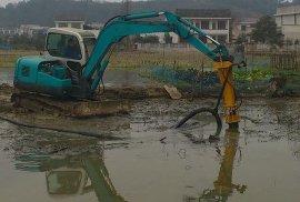 矿浆输送液压清淤泵|渣浆泵_河道清淤泵