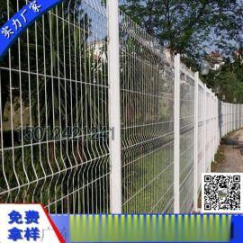 河源桃形柱隔离栅 清远双折弯护栏 佛山桃形柱防护网
