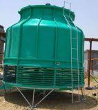 龍軒定製生產圓形逆流式玻璃鋼冷卻塔 逆流冷卻塔