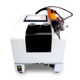 广州瑞德鑫手拿式半自动打螺丝机电工电器吹气式