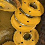 加工製造軋製鑄鋼滑輪片 吊鉤滑輪片加厚鋼板質量好