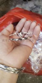 老银匠纯银戒指多少钱