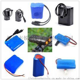 RQTB锂电池厂家 加工定制各种型号锂电池组