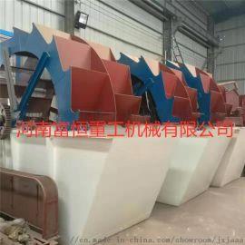 北京高效涡轮洗砂机选矿设备
