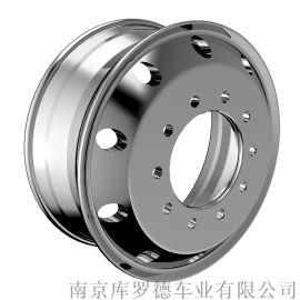 运输卡车铝合金锻造轮毂1139