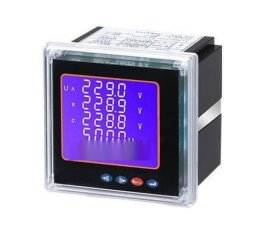 崁入式三相多功能电力仪表规格DTSD2026-N