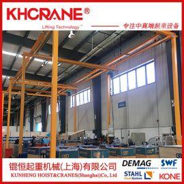 供应KPk/KBK柔性起重机 KPK/KBK框架 气动平衡吊KBK悬挂起重机