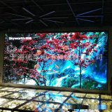 展會展覽LED背景牆憑租 室外箱體LED顯示屏 廠家直銷led全綵屏