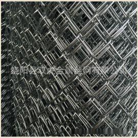 兰州机场边坡复绿锚网菱形网 镀锌机编铁丝网活络网