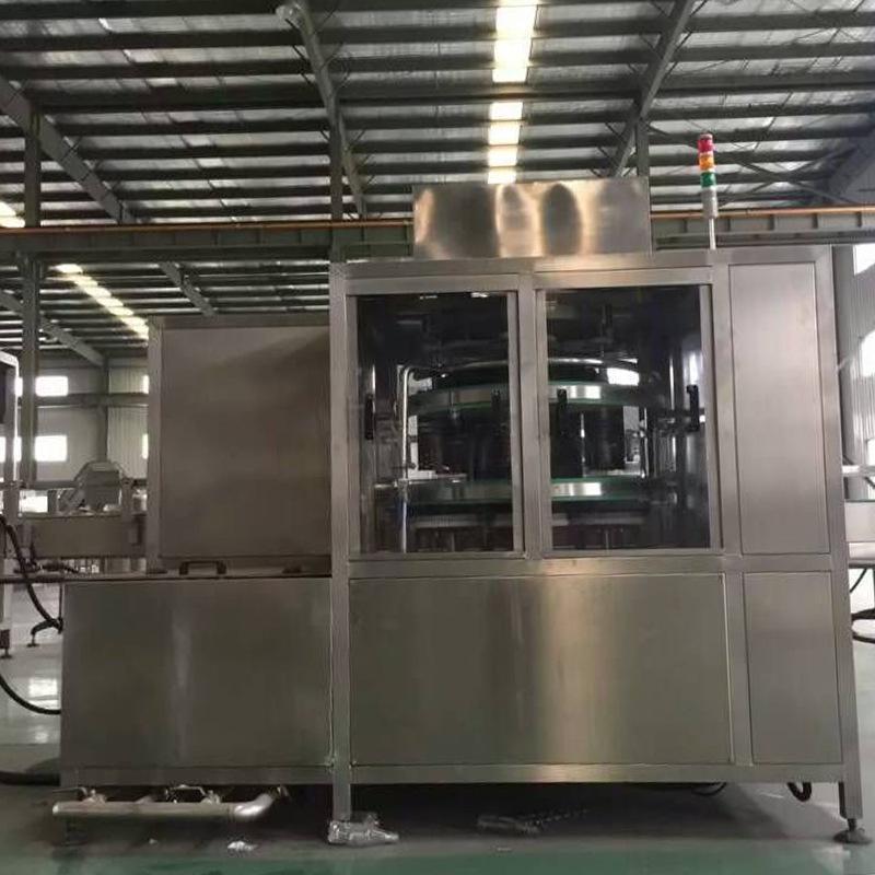 外刷机 旋转式全自动刷桶机