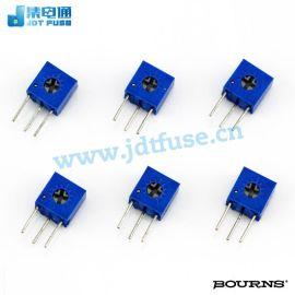 邦士原装现货BOURNS(伯恩斯)微调电位器3362S-1-102LF