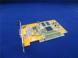 GV8004HF PCIE硬压系列4路采集卡