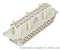 重载连接器 HE-024-F 母芯 16A/500V/6KV/3