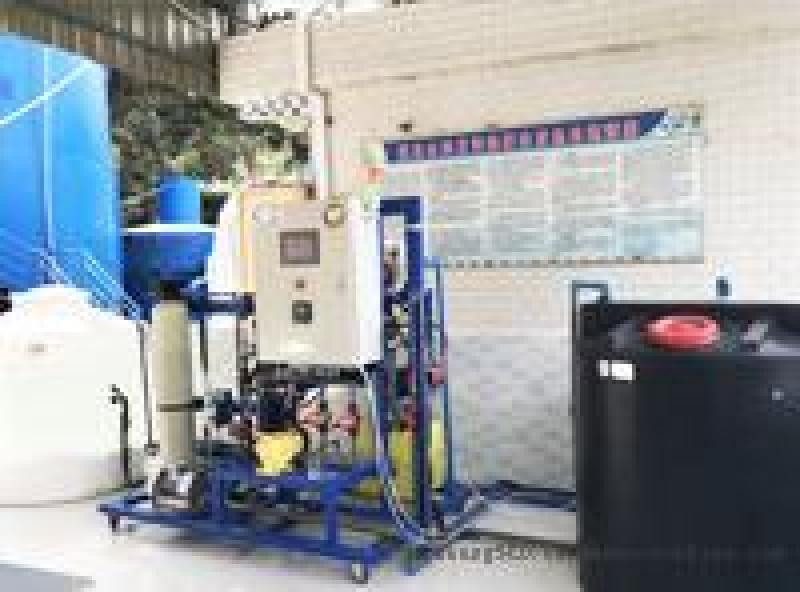 泳池水消毒設備/電解鹽水消毒設備