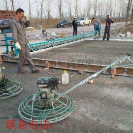 框架式整平机 修路都在用的标节式混凝土摊铺机