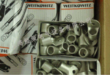 上海鲲策WEITKOWITZ接线端子、接地端子、管型绝缘端子、热缩管、扎带、压接工具、压接模块等