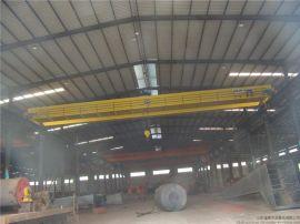 山东德鲁克厂家直销 CLQ型 12t 欧式电动葫芦双梁桥式起重机