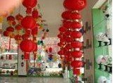 LED中国结灯笼