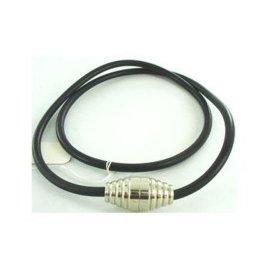 硅胶钛金项链手链 钛锗项链手环 磁石