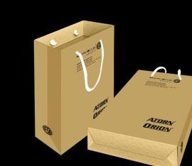 深圳礼品袋包装盒设计印刷制作