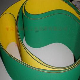 纺织龙带锭带复合机带工业平皮带高速传动/传送/输送带尼龙片基带