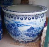 鑫腾陶瓷大缸 手工陶瓷大缸 陶瓷鱼缸批发