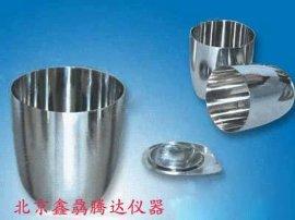供应铂金坩埚 30ml,具有较高的化学稳定性和良好的耐腐蚀性