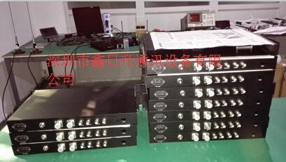 COFDM车载高清移动视频传输系统HD1080PGSR