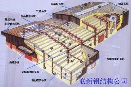 承接钢结构工程建筑