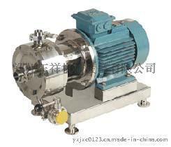管线式高剪切乳化机, 乳化泵-河南郑州玉祥生产销售