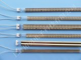 雙孔紅外加熱管、鍍金雙孔紅外線燈、雙孔鍍層紅外線加熱管-廠家,批發,零售