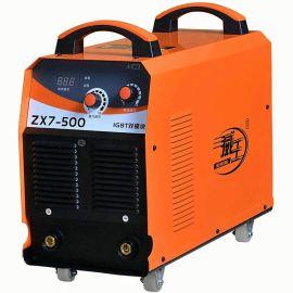 威王ZX7-500 逆变直流电弧焊机 工业用电弧焊 380V手工焊