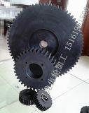 尼龙星盘齿轮 螺旋伞齿轮加工螺旋斜齿 粉末冶金铜齿轮塑料齿轮