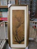 絲綢畫製作