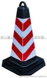 云连交通yl-xz-02-370*370mm-橡胶路锥
