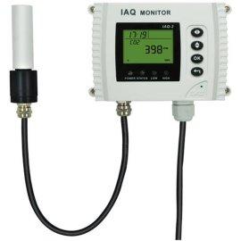 IAQ-2-CO2壁挂式空气质量二氧化碳检测仪