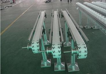 訂製齒形鏈輸送機