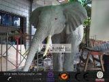 仿真动物模型|电动仿真大象|仿真电动动物模型