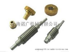 加工单头、双头、三头及多头蜗杆 蜗杆配套铜蜗轮