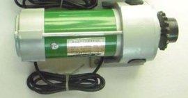 直流永磁齿轮减速电动机 带齿轮门机电机ZYGS-150