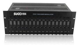 SG-8670TH视科16路数字编码机顶盒调制器,东莞HDMI输入调制器